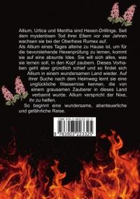 Allium und Calaitins Zauberstab